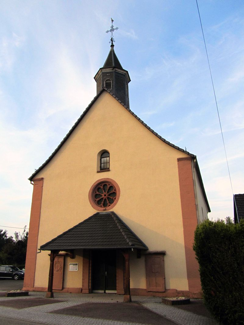eglise biblisheim